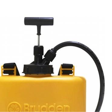 Pulverizador Lateral de Compressão Prévia SS 5 Litros - Brudden