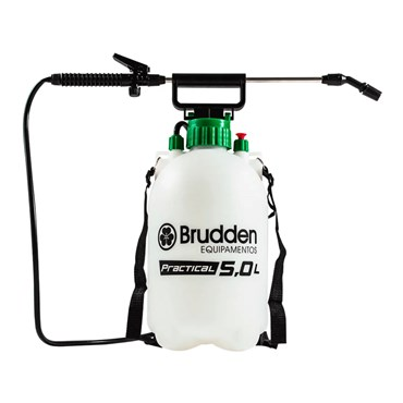 Pulverizador Practical de Pressão Acumulada 5 Litros - Brudden