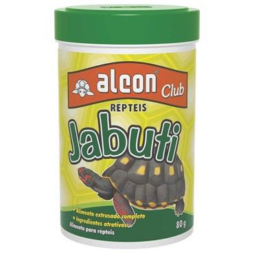 Ração Alcon Club Repteis Jabuti 80g