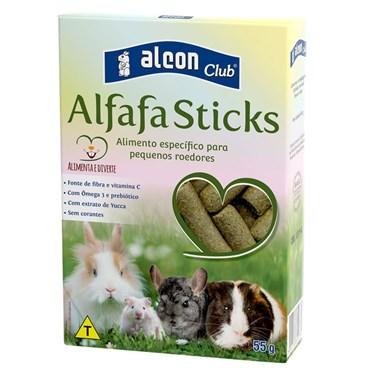 Ração Alcon Club Roedores Alfafa Sticks 55g