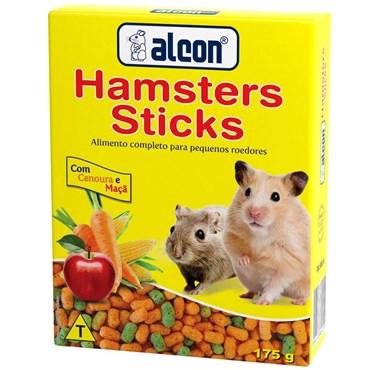 Ração Alcon Hamsters Sticks 175g