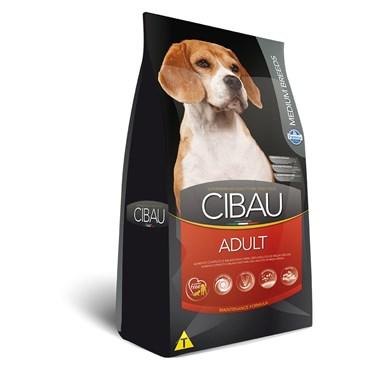 Ração Cibau Para Cães Adultos de Raças Médias Medium Breeds 15kg