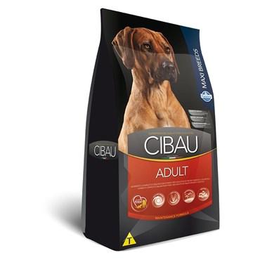 Ração Cibau Para Cães Adultos Raças Grandes e Gigantes Maxi Breeds 15kg