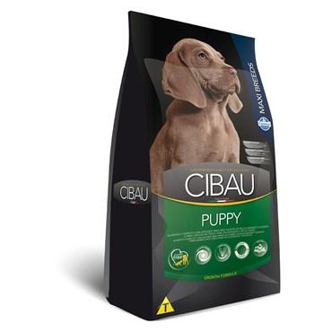 Ração Cibau Para Cães Filhotes de Raças Grandes 15kg