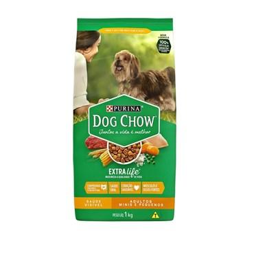Ração Dog Chow para Cães Adultos de Raças Pequenas