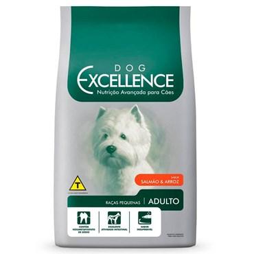 Ração Dog Excellence Cães Adultos Raças Pequenas Salmão e Arroz 1,5 kg