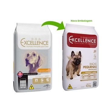 Ração Dog Excellence para Cães Adultos Raças Pequenas Light 10,1 kg