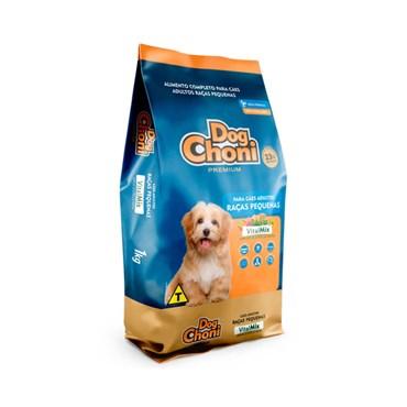 Ração DogChoni Premium Cães Adultos Raças Pequenas 15 Kg