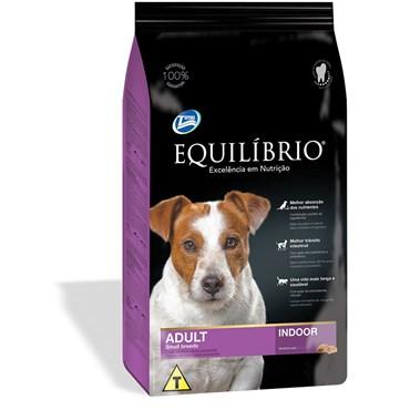 Ração Equilíbrio Cães Adultos Raças Pequenas 12kg