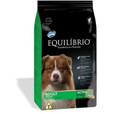 Ração Equilíbrio para Cães Adultos de Todas as Raças 15kg
