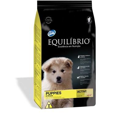 Ração Equilíbrio para Cães Filhotes de Todas as Raças 15kg