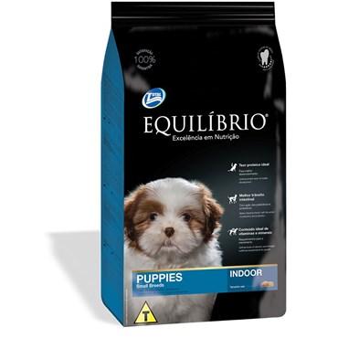 Ração Equilíbrio para Cães Filhotes Small Breeds 2 kg