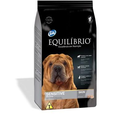Ração Equilíbrio Sensitive para Cães Adultos 15kg