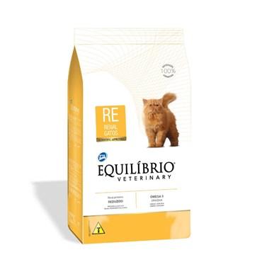 Ração Equilíbrio Veterinary Gatos Renal 500g