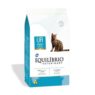 Ração Equilíbrio Veterinary Gatos Urinary 2kg