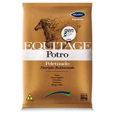 Ração Equitage Peletizada Guabi para Potro 30 kg