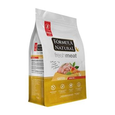 Ração Fórmula Natural Fresh Meat Gatos Adultos Sabor Frango