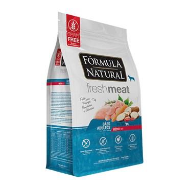 Ração Fórmula Natural Fresh Meat para Cães Adultos de Raças Médias
