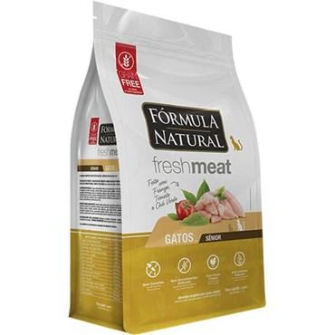 Ração Fórmula Natural Fresh Meat Para Gatos Sênior