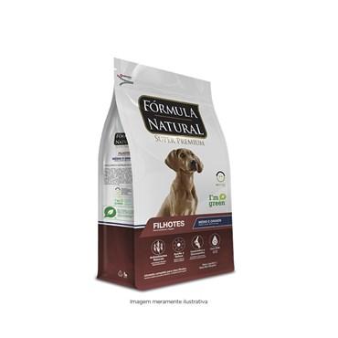 Ração Fórmula Natural para Cães Filhotes de Porte Médio e Grande