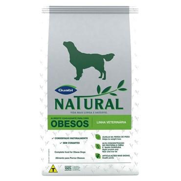 Ração Guabi Natural Para Cães Adultos Obesos 10,1kg
