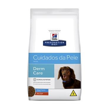 Ração Hills Canin Cães Adultos Cuidados da Pele Pedaços Pequenos 7,5kg