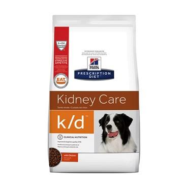 Ração Hills Canin Prescription Diet K/D Para Cães Adultos Cuidado Renal