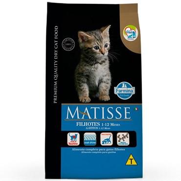 Ração Matisse Para Gatos Filhotes