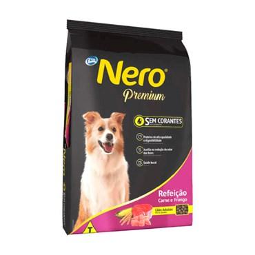 Ração Nero Refeição para Cães Adultos Sabor Carne e Frango