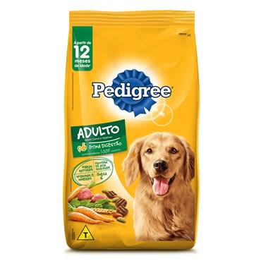 Ração Pedigree Vital Pro para Cães Adultos a Partir de 12 Meses de Idade Sabor Carne e Vegetais