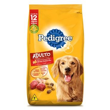 Ração Pedigree Vital Pro para Cães Adultos a Partir de 12 Meses de Idade Sabor Carne, Frango e Cereais