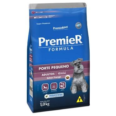 Ração Premier Fórmula Mini Bits Para Cães Adultos Raças Pequenas Sabor Frango