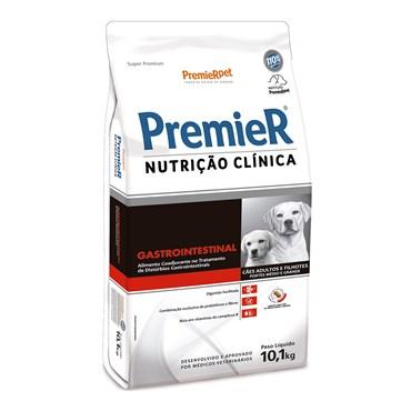 Ração Premier Nutrição Clínica Gastrointestinal Cães Adultos e Filhotes Médio e Grande Porte 10,1 kg