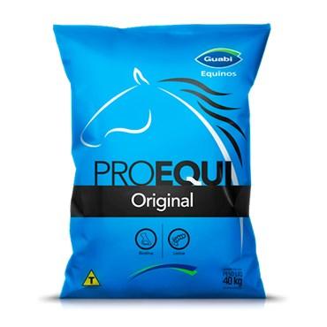 Ração Proequi Original Guabi para Cavalos 40 kg