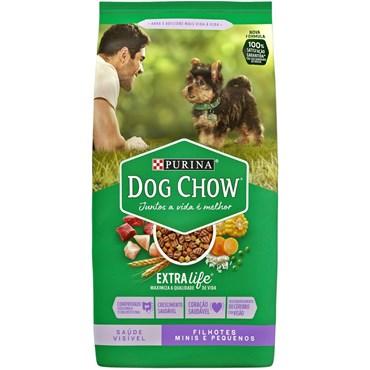 Ração Purina Dog Chow Cães Filhotes de Raças Pequenas 3 kg