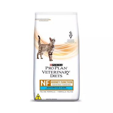 Ração Purina Pro Plan Veterinary Diets NF para Função Renal de Gatos Adultos no Estágio Avançado 1,5 kg