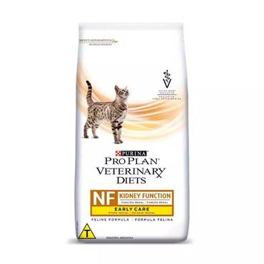 Ração Purina Pro Plan Veterinary NF Renal Early Care para Gatos Adultos 1,5 kg