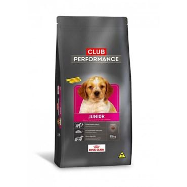 Ração Royal Canin Club Performance Para Cães Junior