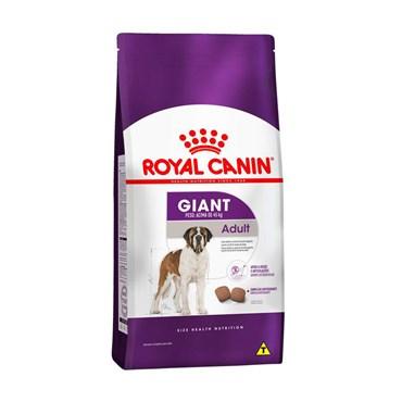 Ração Royal Canin Giant Adult Para Cães a Partir de 18/24 Meses 15 kg