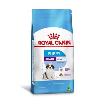 Ração Royal Canin Giant Puppy Para Cães Filhotes de Até 8 Meses 15 kg