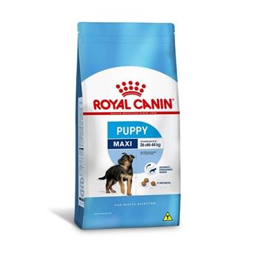 Ração Royal Canin Maxi Puppy Para Cães Filhotes de 2 a 15 Meses 15 kg