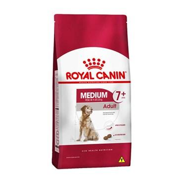 Ração Royal Canin Medium Adult 7+ Para Cães a Partir de 7 Anos