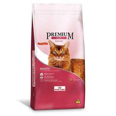 Ração Royal Canin Premium Cat Para Gatos Castrados
