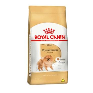 Ração Royal Canin Raças Específicas Pomeranian Adulto