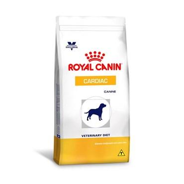 Ração Royal Canin Vet Diet Canine Cardiac Axilia na Função Cardíaca