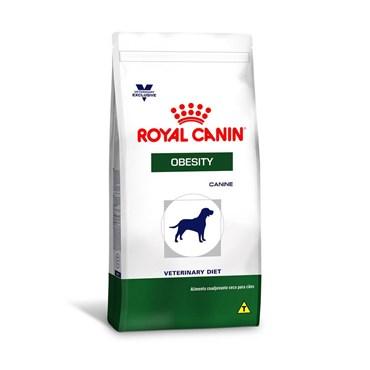 Ração Royal Canin Vet Diet Canine Obesity Nutrição Balanceada Para Cães Obesos