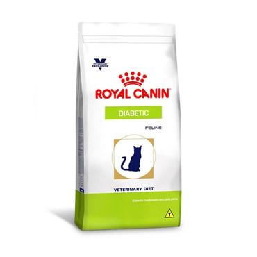 Ração Royal Canin Vet Diet Feline Diabetic S/O 1,5 kg