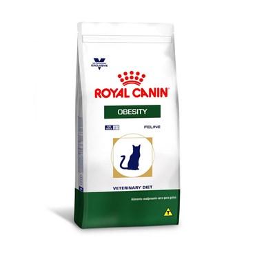 Ração Royal Canin Vet Diet Feline Obesity S/O 1,5 kg