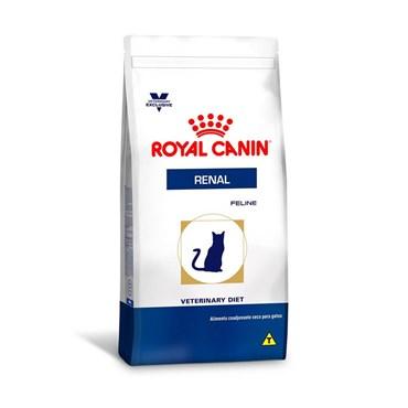 Ração Royal Canin Vet Diet Feline Renal Suporte a Função Renal