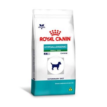 Ração Royal Canin Vet Diet Hypoallergenic Small Dog